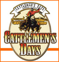 Cattlemans Days Gunnison Colorado