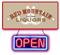 Red Mountain Liquors Crested Butte Colorado